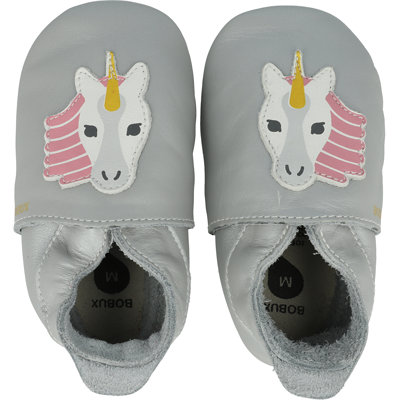 Soft Sole Unicorn Baby childrens shoes