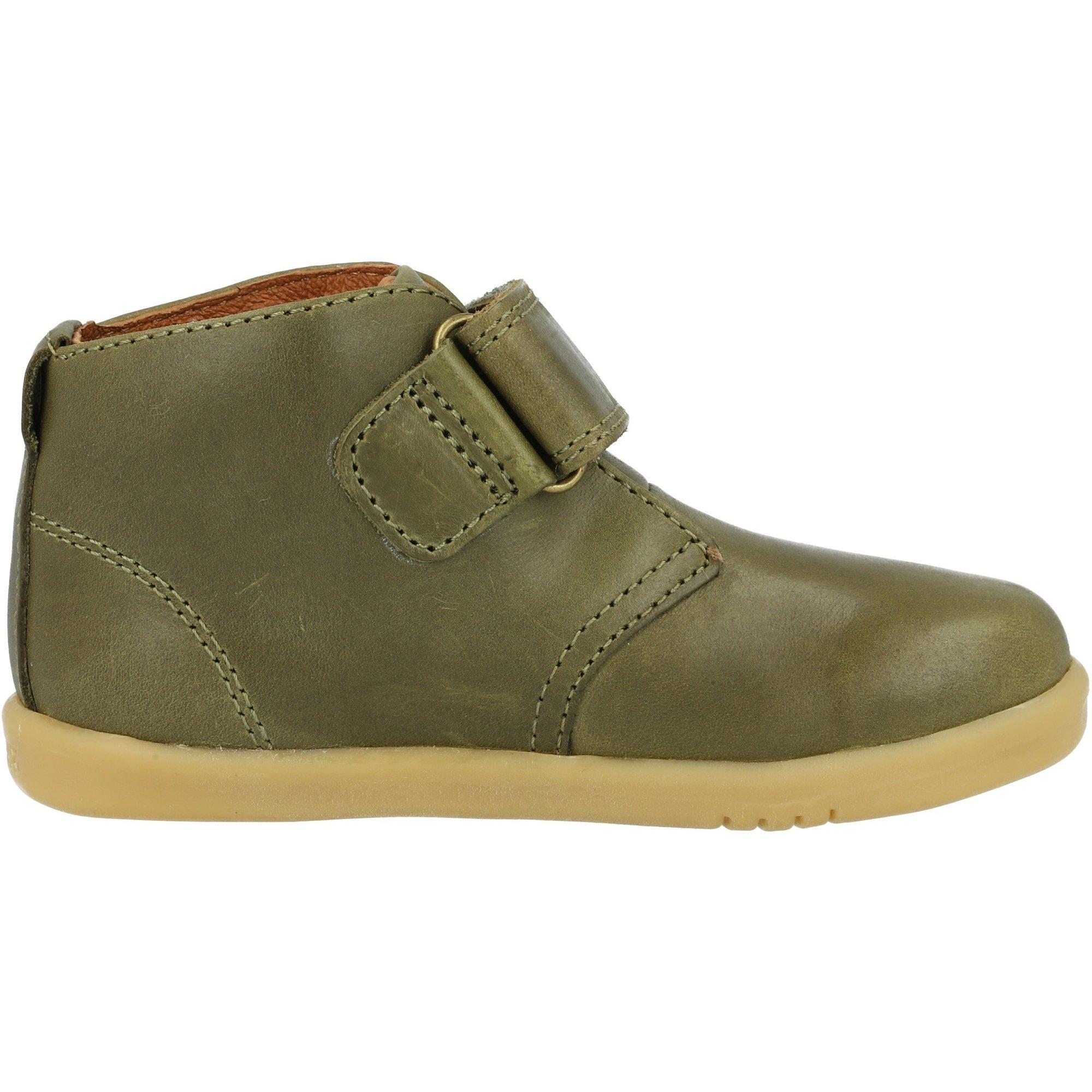 Bobux i-Walk Desert Olive Leather