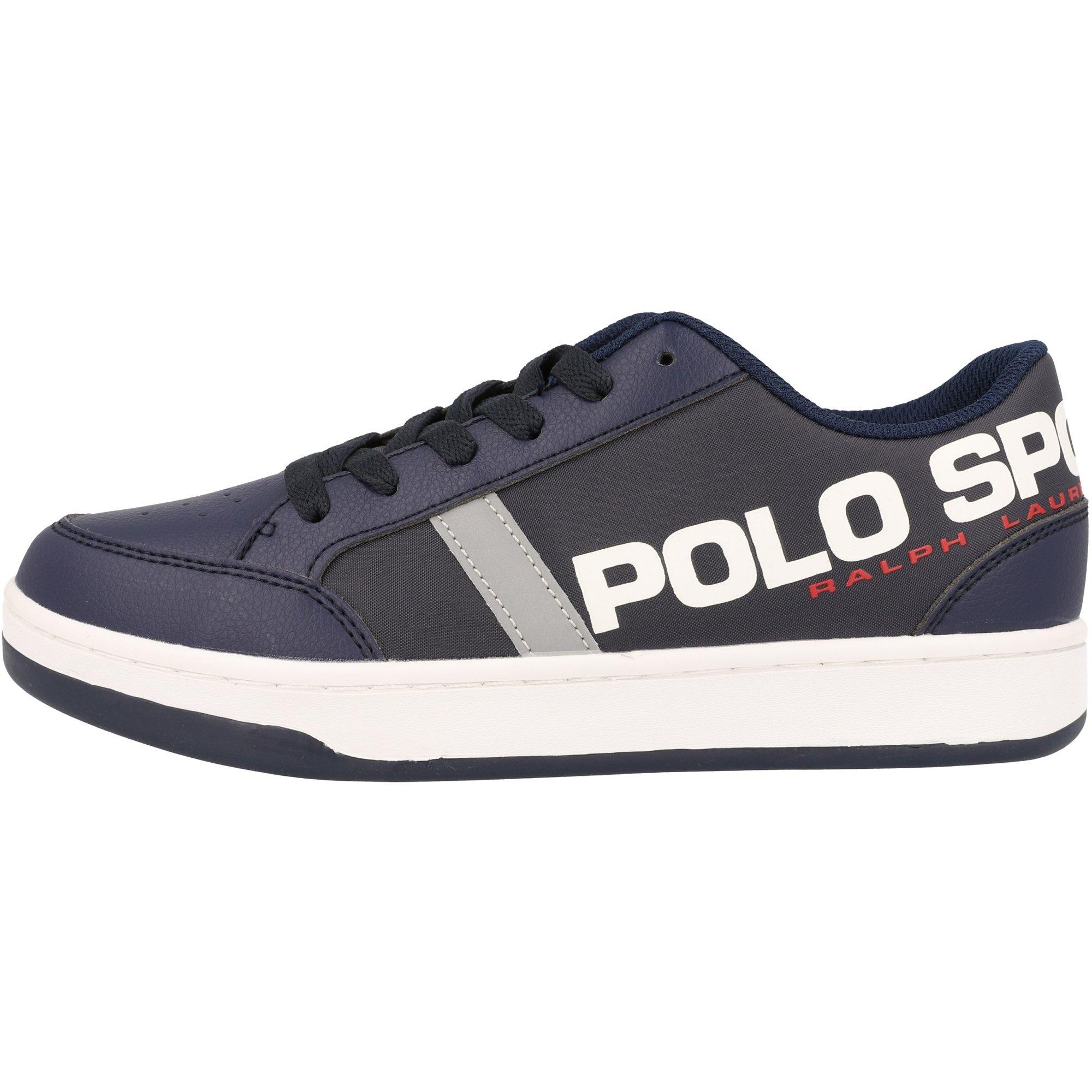 Polo Ralph Lauren Belden J Navy/Silver Tumbled