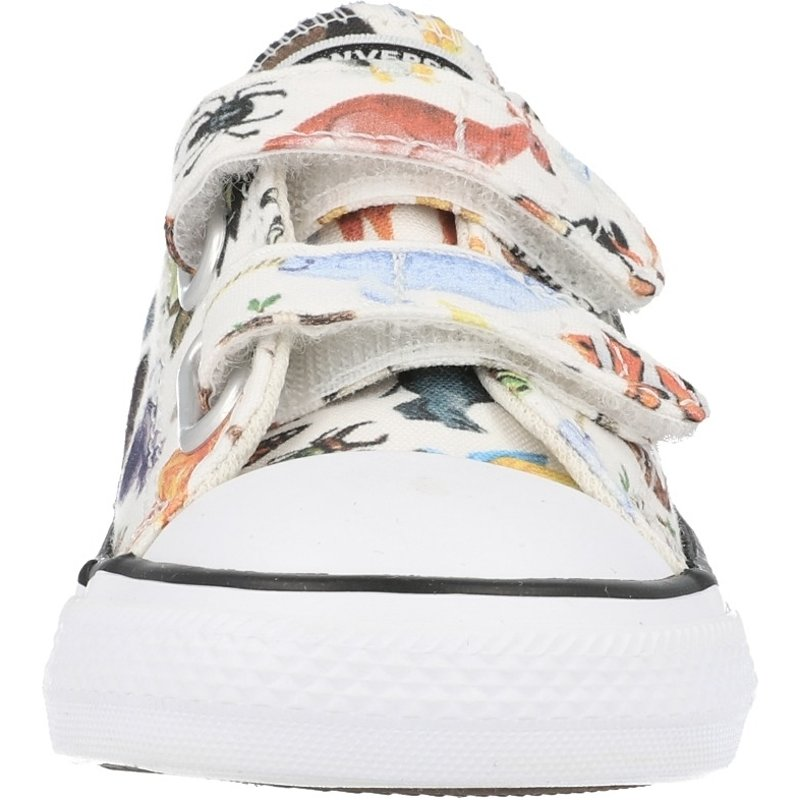 Converse Chuck Taylor All Star 2V Ox Science Class White/Black Canvas