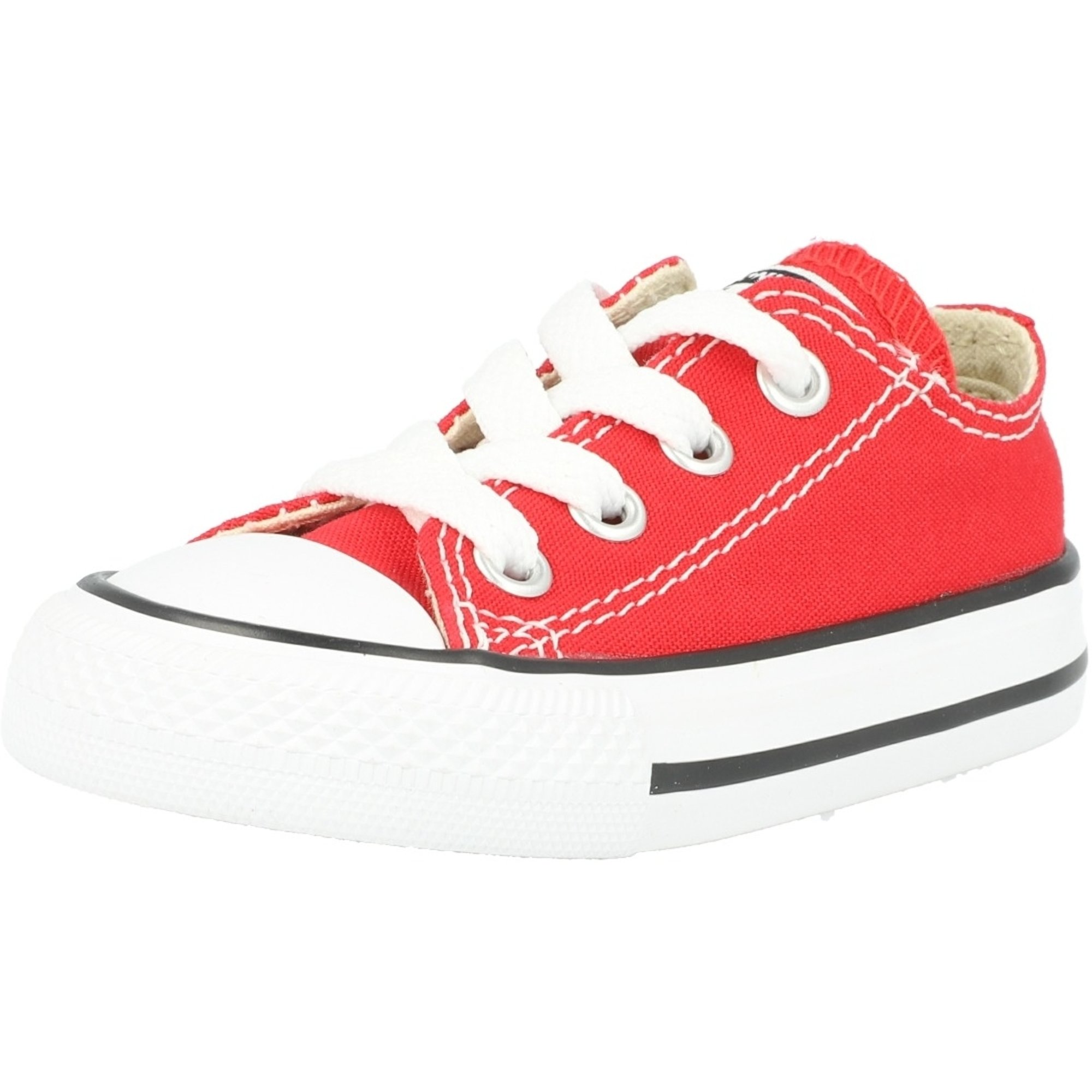 Star Ox Red Textile - Trainers Shoes