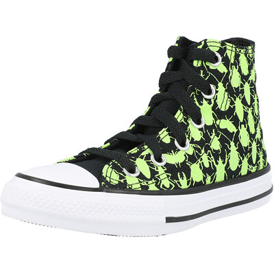 Chuck Taylor All Star Hi Glow Bug A Bug's World Child childrens shoes