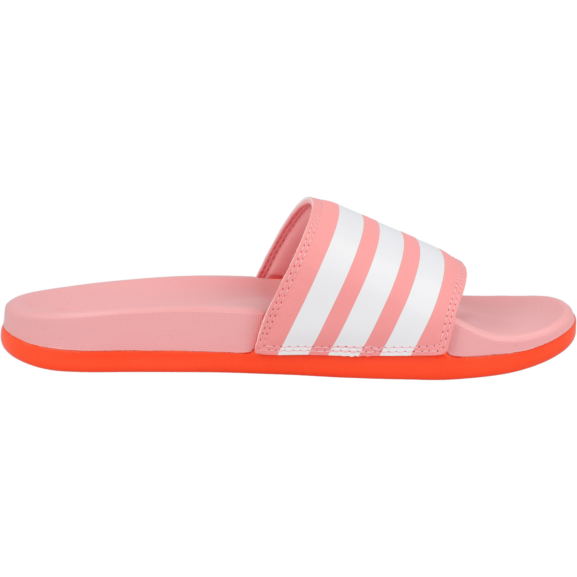 adidas adilette Comfort Pink/Red Synthetic