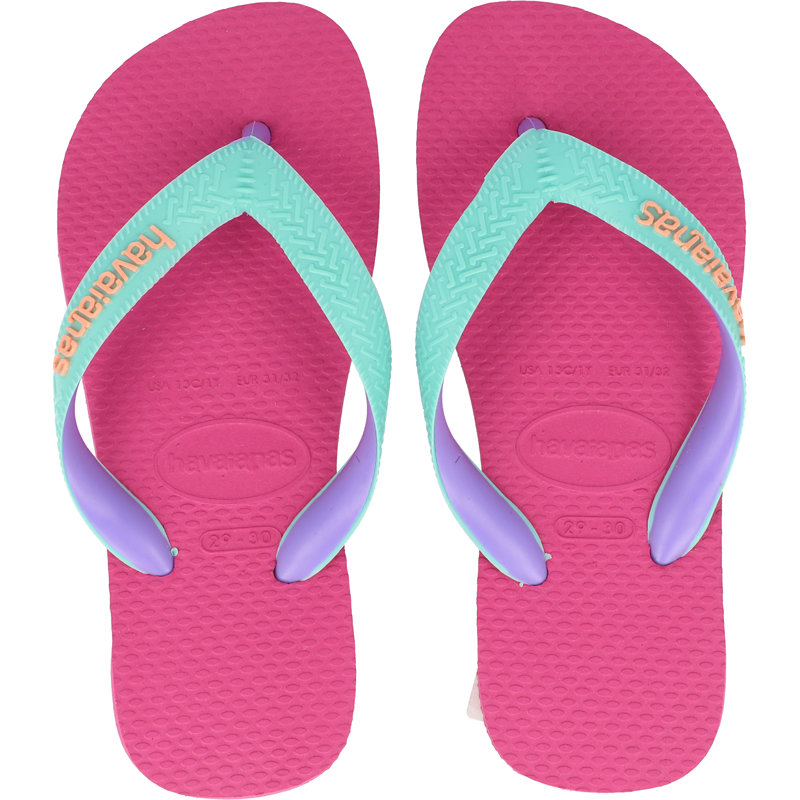 Havaianas Kids Top Mix Hollywood Rose Rubber