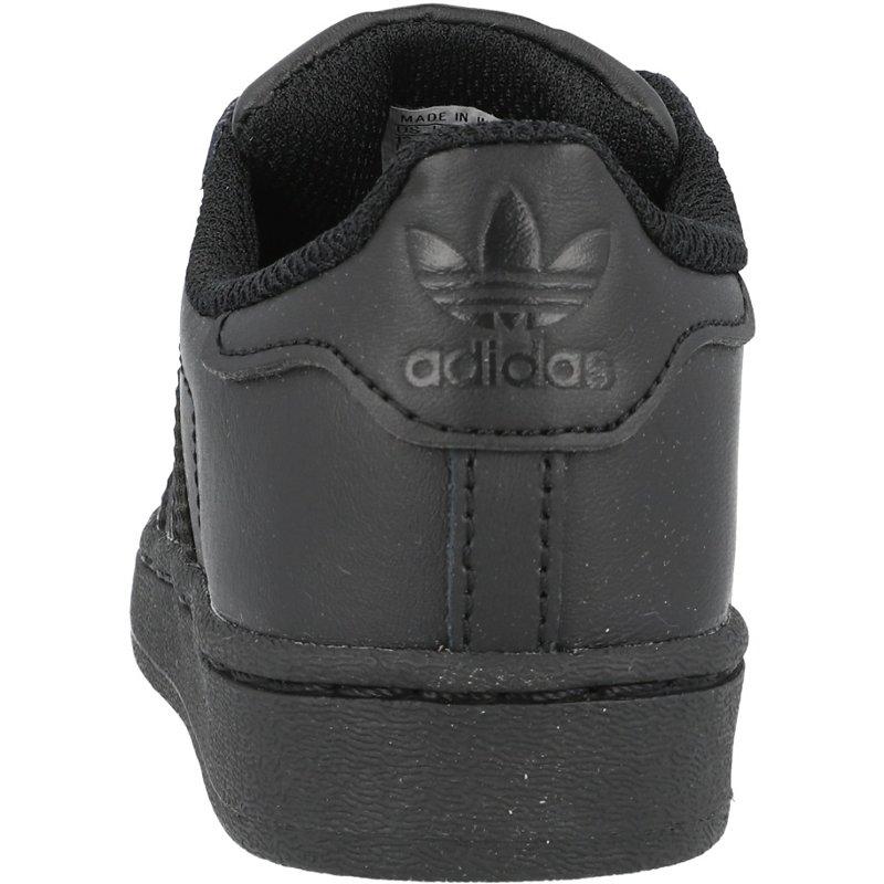 adidas Originals Superstar C Core Black Leather