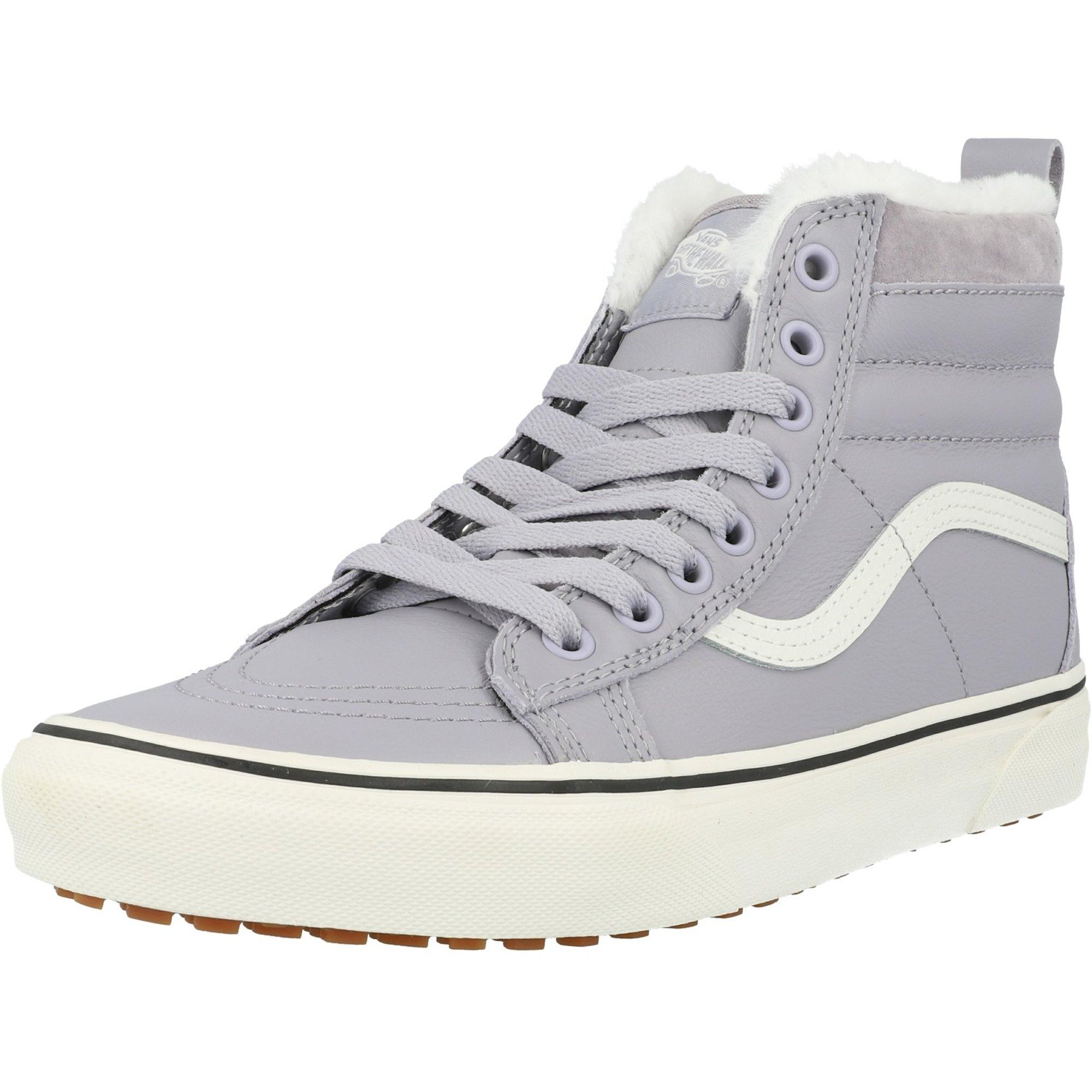 Vans UA SK8-Hi MTE Lilac Grey Leather