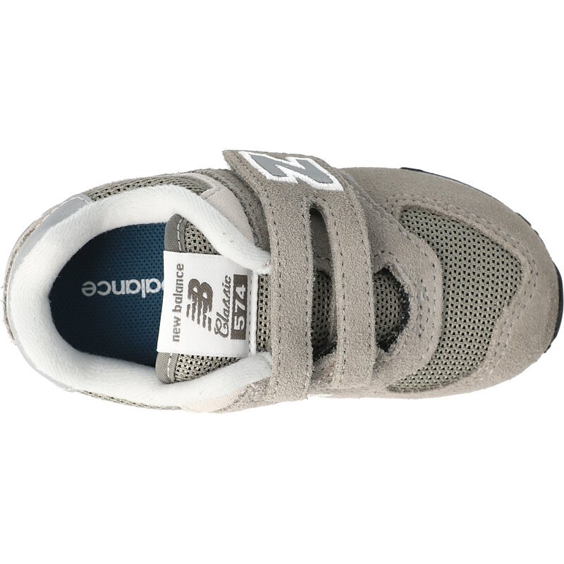 New Balance 574 Grey Suede