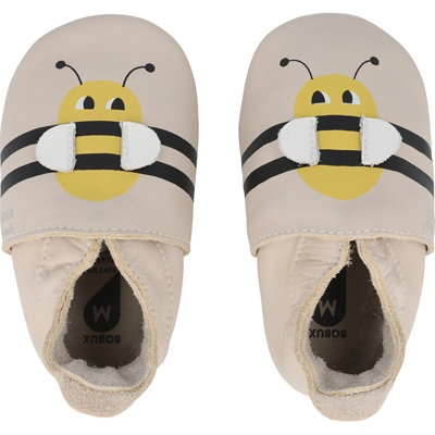 Soft Sole Bumble Bee Baby childrens shoes
