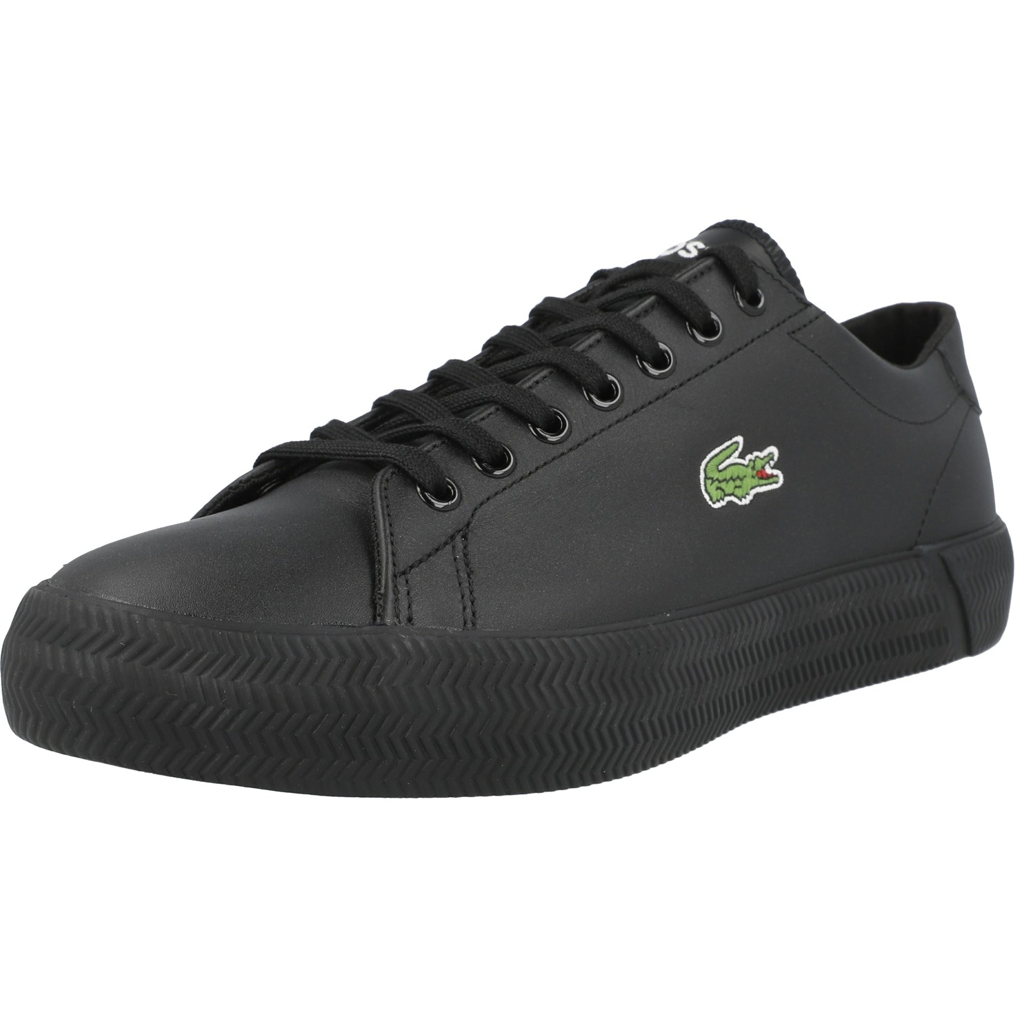 Lacoste Gripshot 0120 3 Black Leather