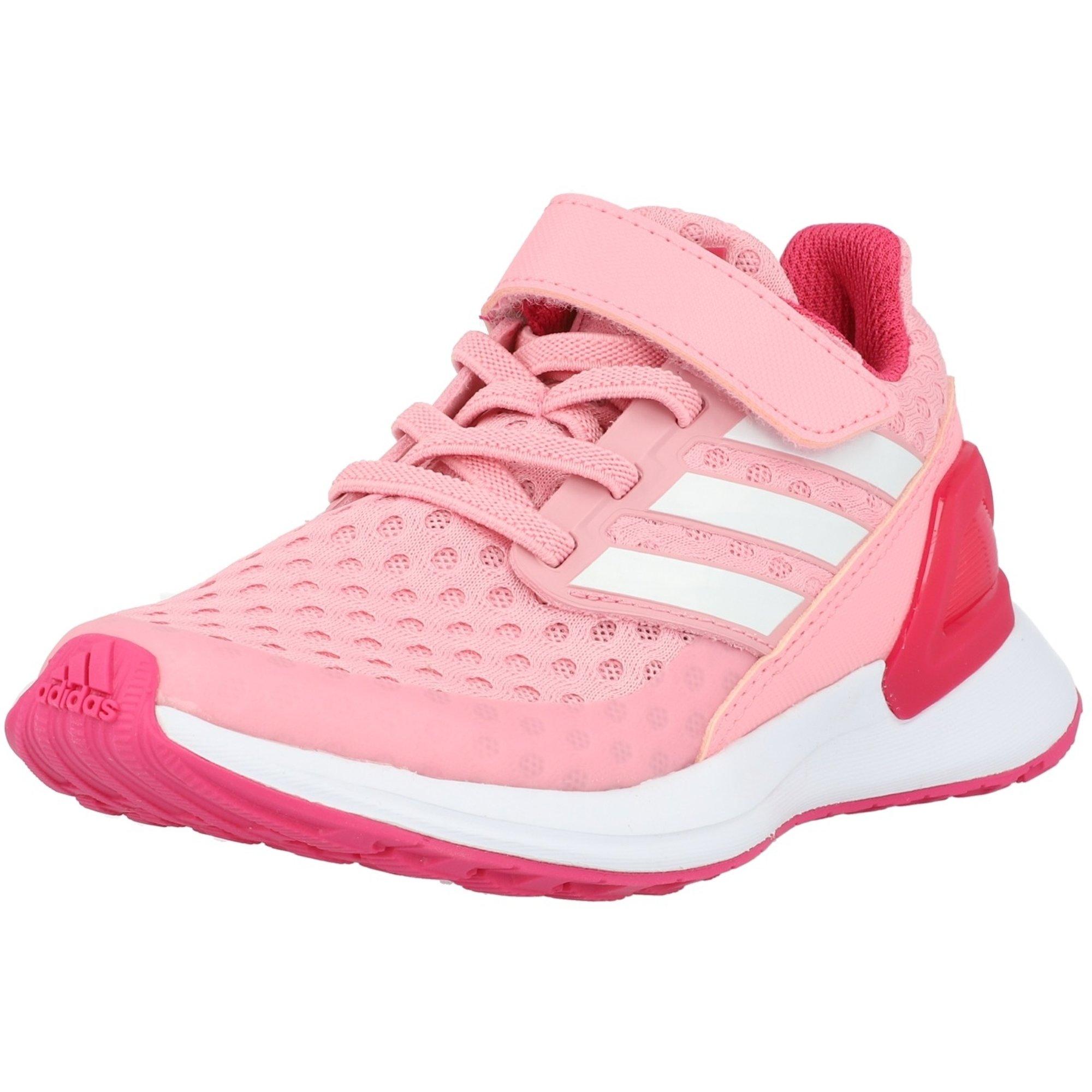 adidas RapidaRun EL K Light Pink