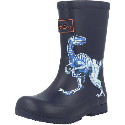 Jnr Roll Up Welly Raptor Child childrens shoes