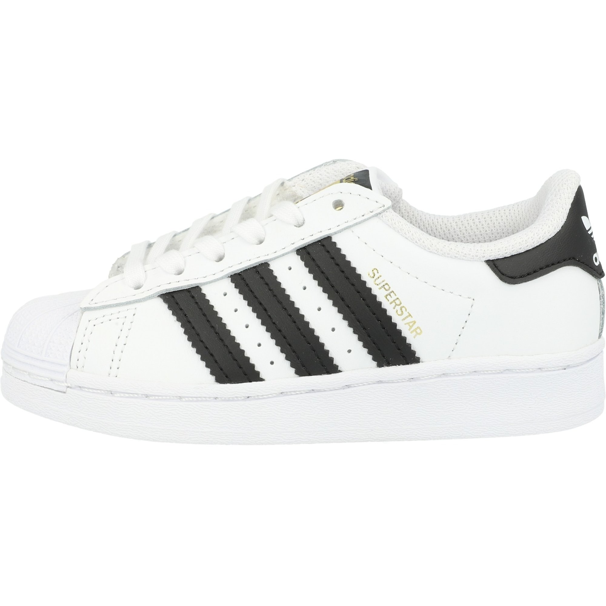 adidas Originals Superstar C White/Core Black Leather