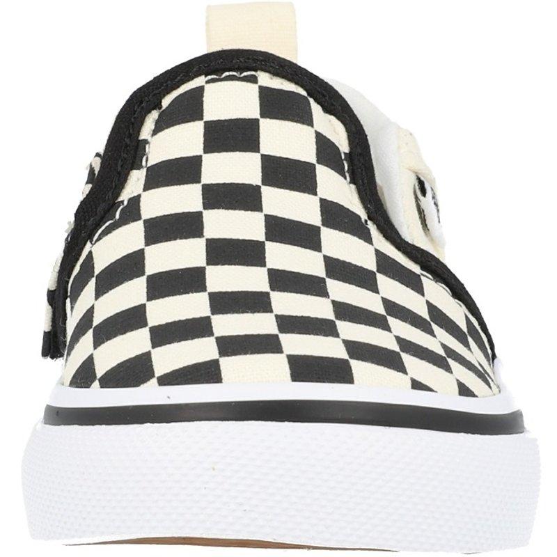 Vans Active TD Asher V Black Checkers/Natural Textile