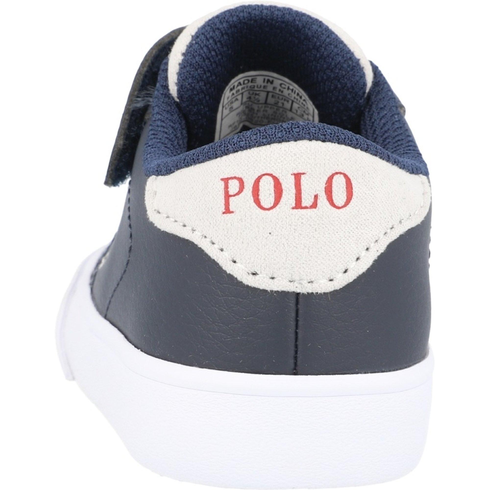 Polo Ralph Lauren Theron III PS T Navy/Light Grey Tumbled