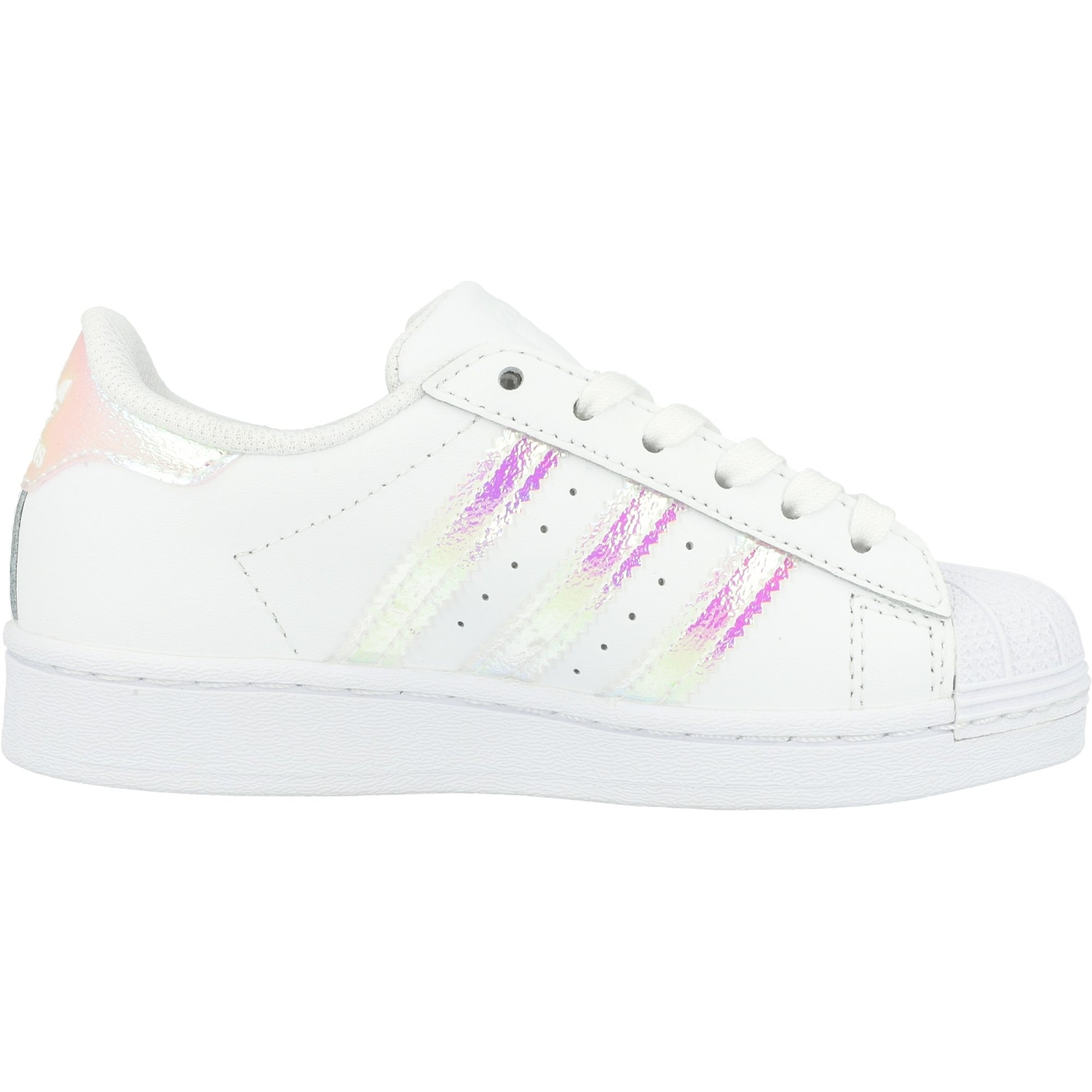 adidas Originals Superstar C White Leather