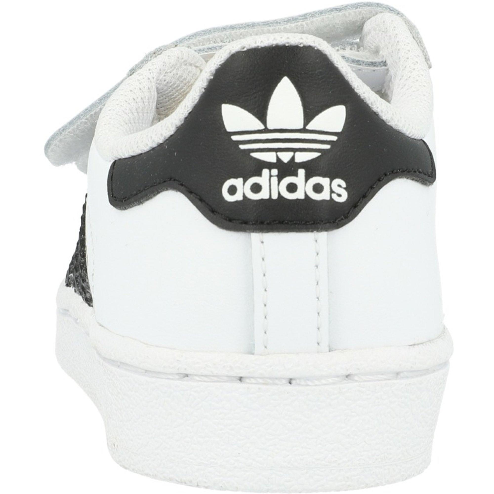 adidas Originals Superstar Foundation CF C White/Black Leather