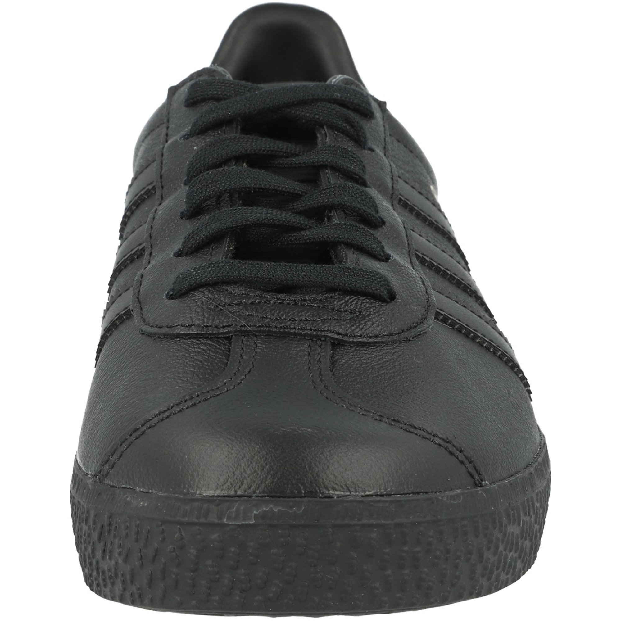 adidas Originals Gazelle J Black Leather
