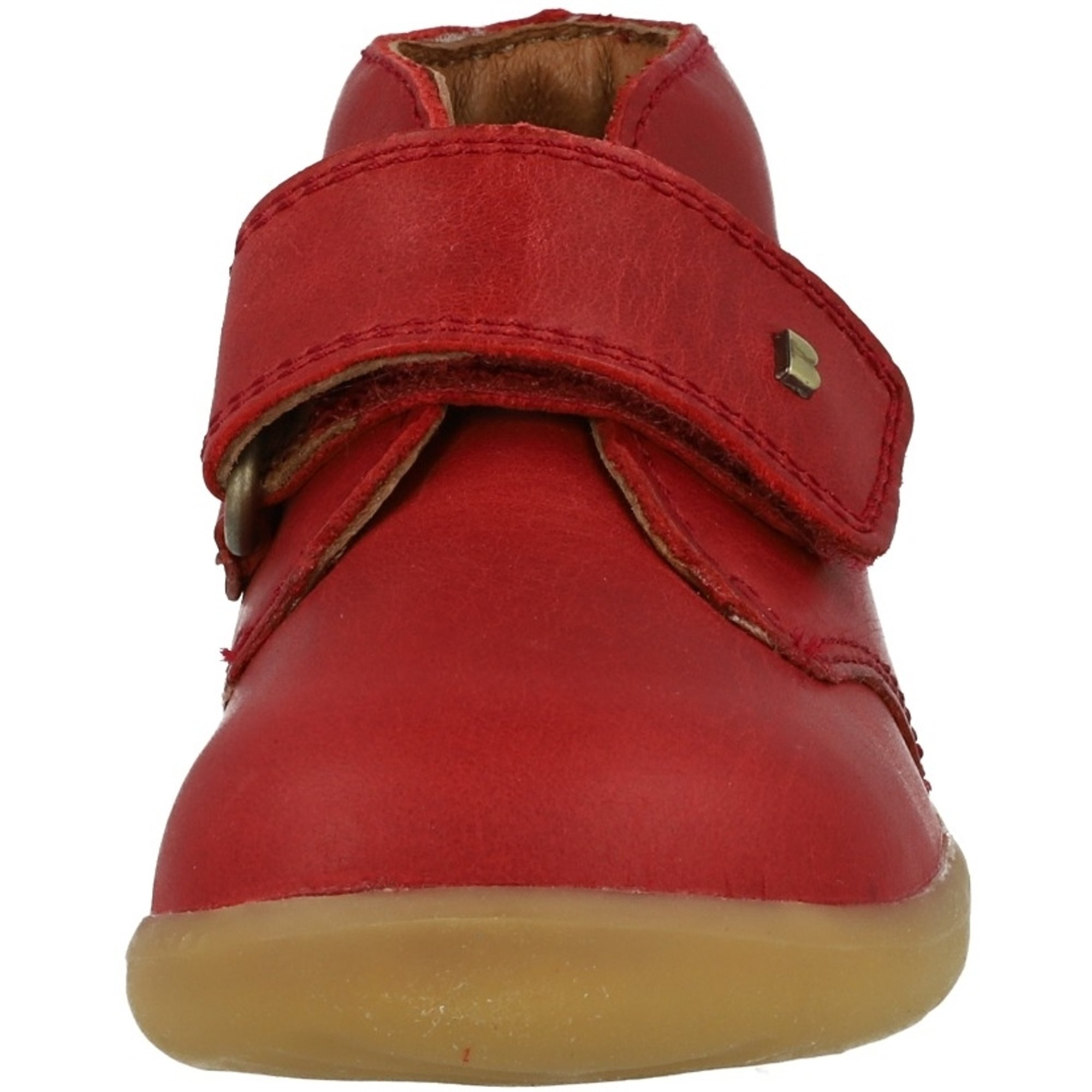 Bobux Step Up Dessert Rio Red Leather