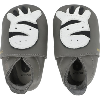 Soft Sole Zebra Baby childrens shoes
