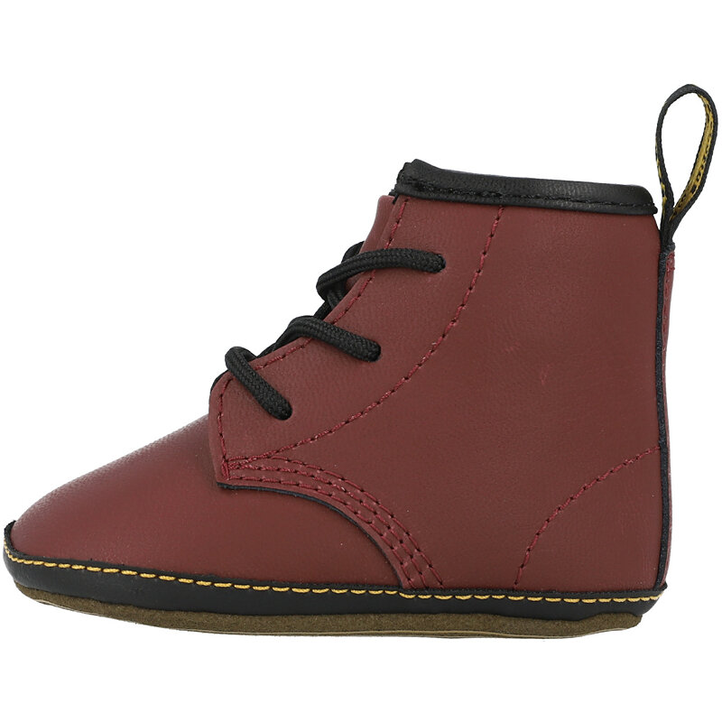 Dr Martens 1460 Crib Cherry Red Mason Coated Leather