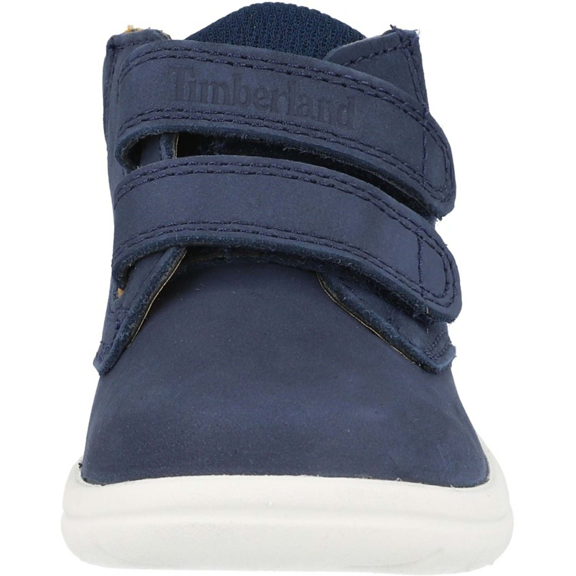 Timberland Toddle Tracks Hook and Loop T Navy Nubuck
