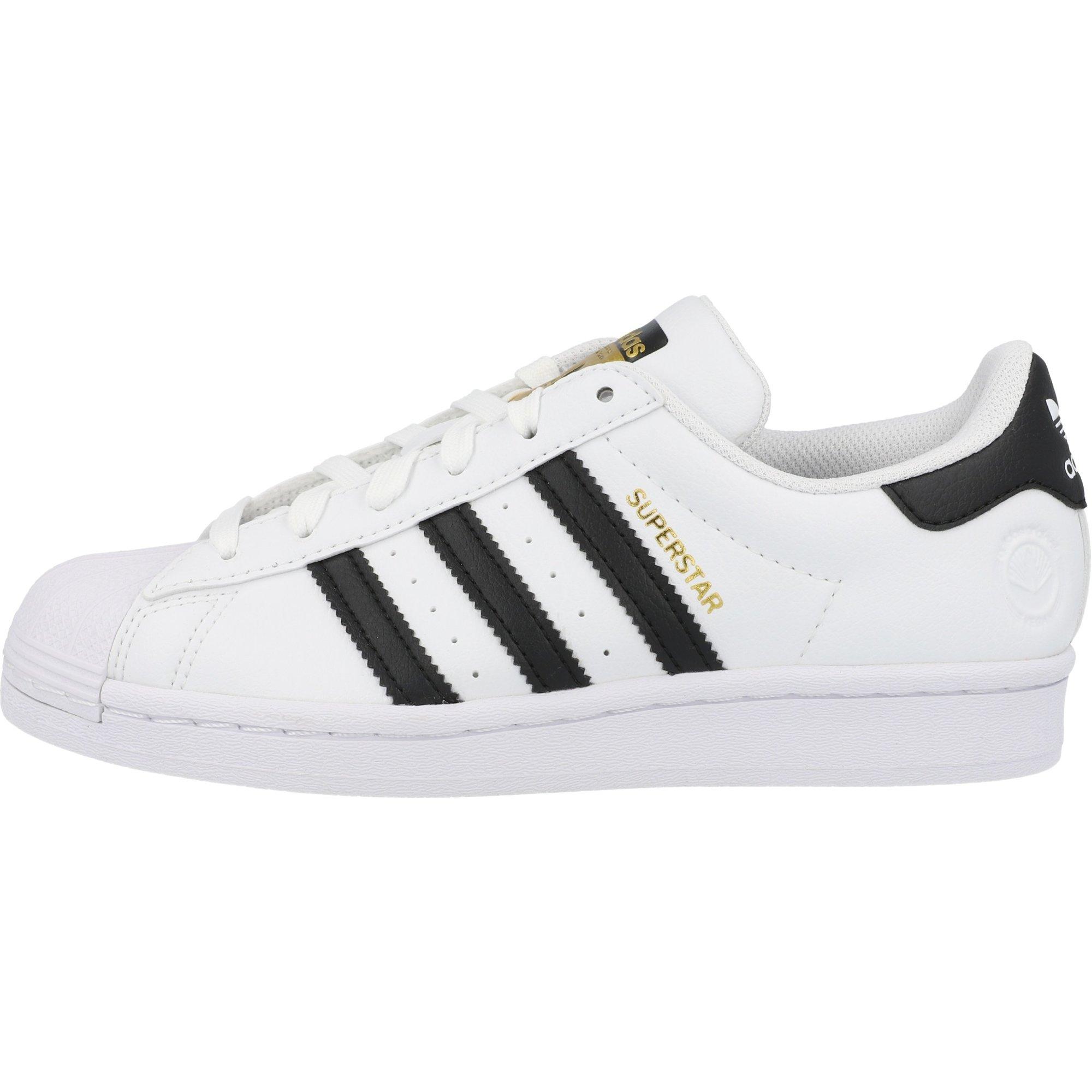 adidas Originals Superstar Vegan White/Core Black Synthetic