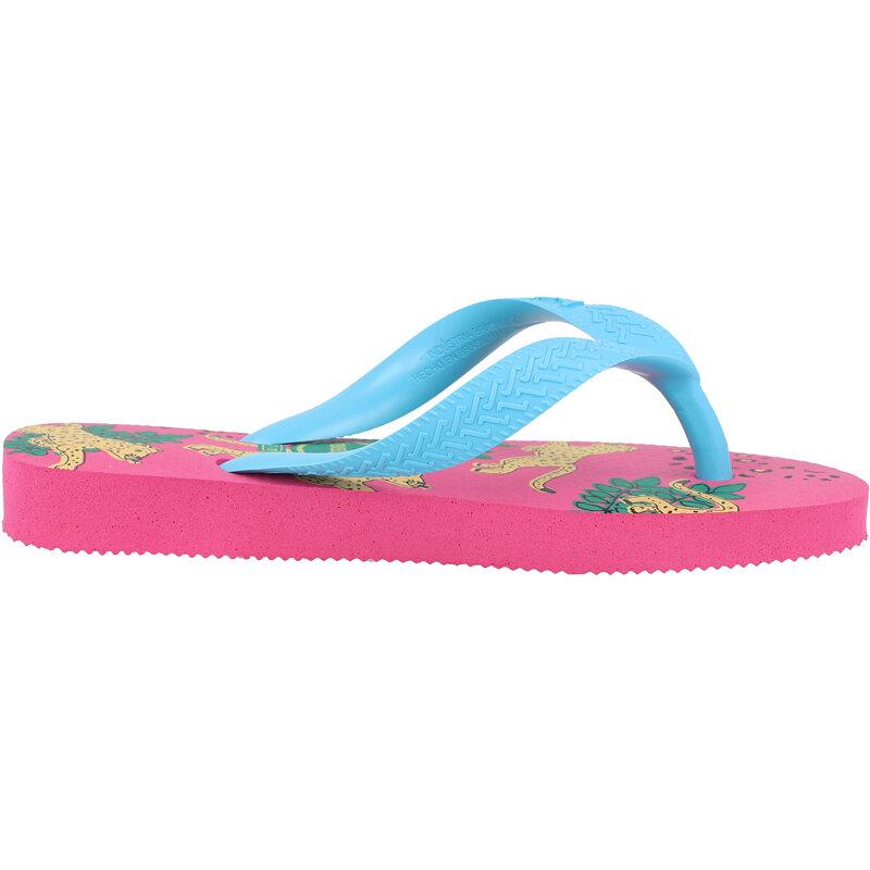 Havaianas Kids Top Fashion Pink Flux Rubber