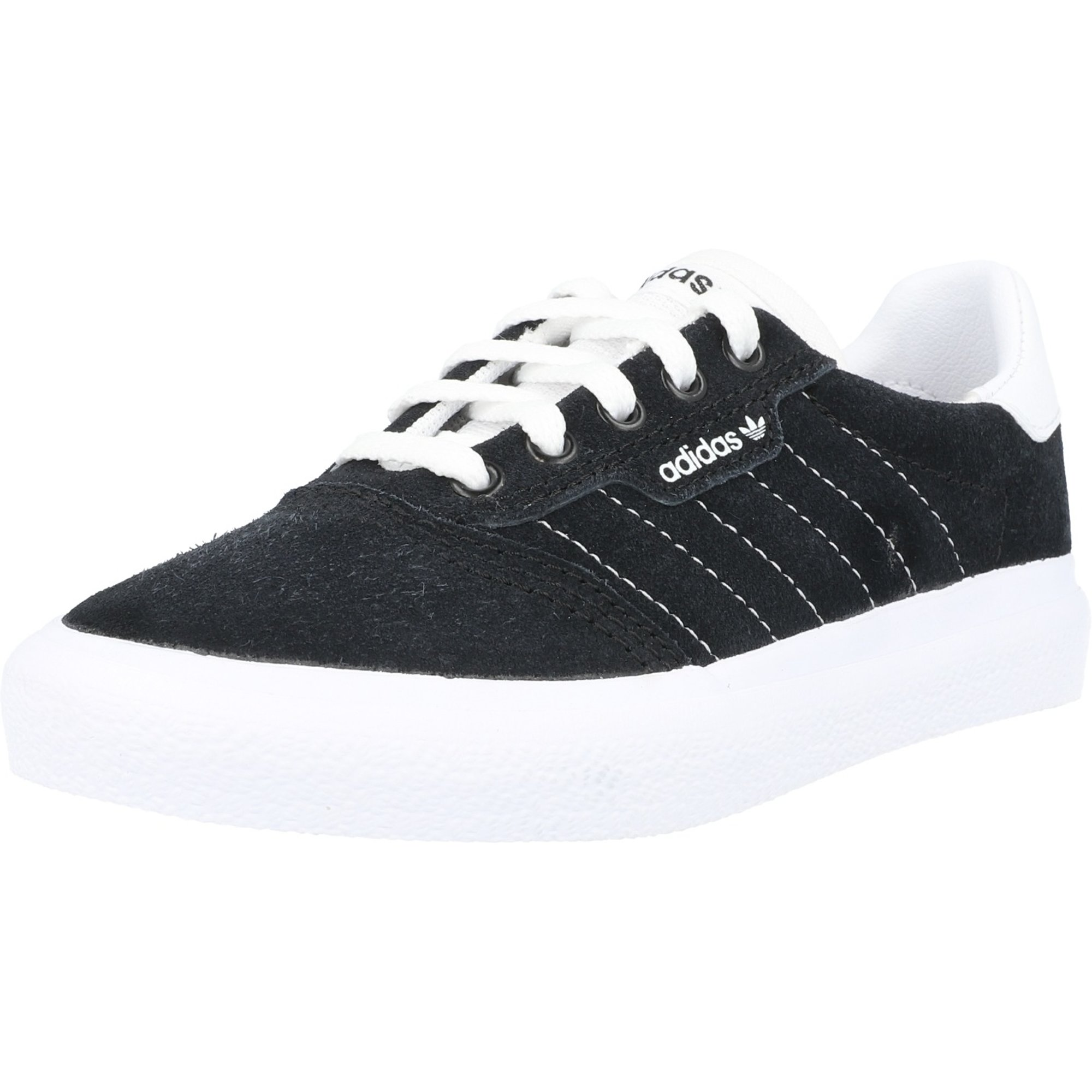 adidas 3MC J Black/White Leather